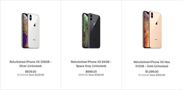 Apple почала продавати відновлені iPhone XS та XS Max: ціни відверто тішать - фото 381293