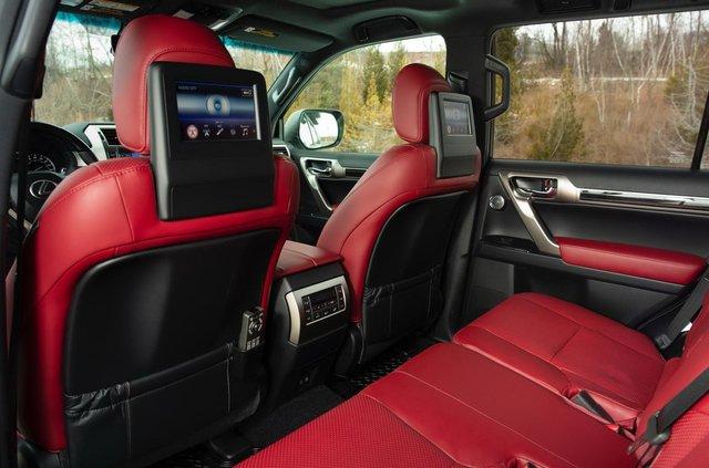Lexus випустив оновлену версію позашляховика GX для фанатів пригод - фото 381302