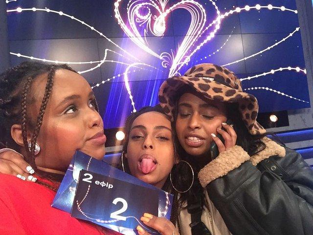 Три сестри з гурту FO SHO  - фото 381458