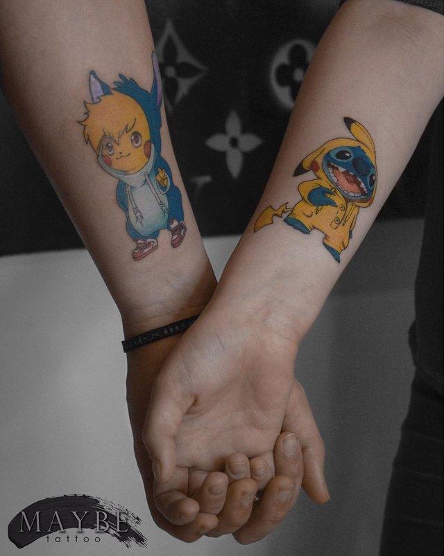 Модні чоловічі татуювання 2020: ТОП 50 ідей та прикладів тату у фото - фото 381623