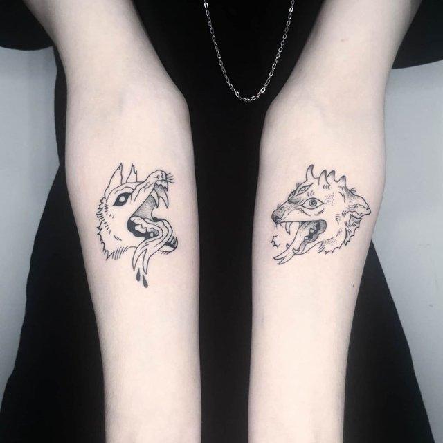 Модні чоловічі татуювання 2020: ТОП 50 ідей та прикладів тату у фото - фото 381625
