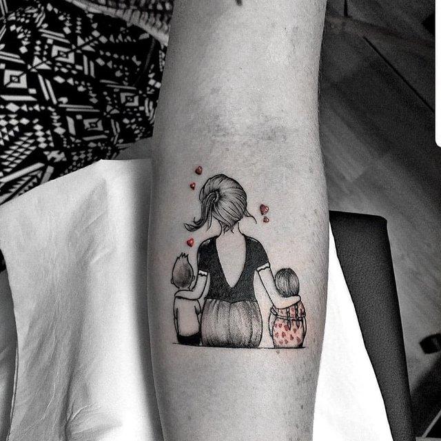 Модні чоловічі татуювання 2020: ТОП 50 ідей та прикладів тату у фото - фото 381631