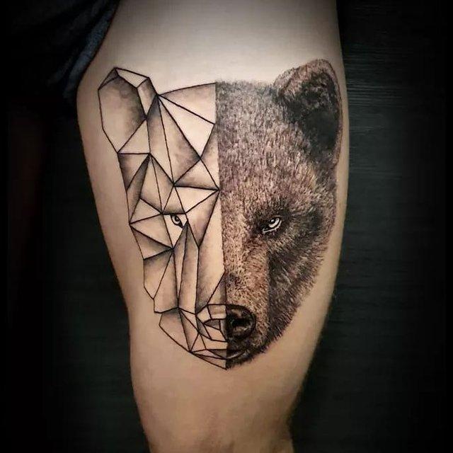 Модні чоловічі татуювання 2020: ТОП 50 ідей та прикладів тату у фото - фото 381634