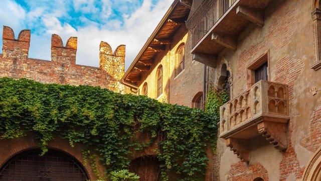 Під цим балконом, імовірно, стояв Ромео - фото 381647