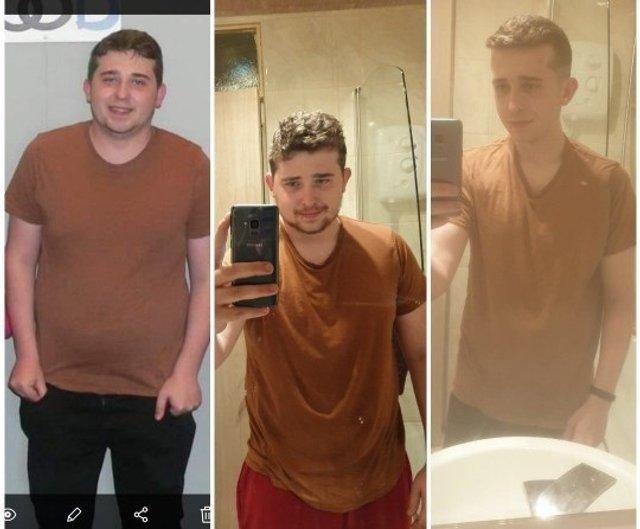 Британець відмовився від алкоголю, помолодшав і схуд на 25 кг - фото 381697