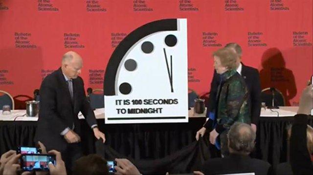 100 секунд до 'ядерної півночі': на годиннику Судного дня перевели час - фото 381768