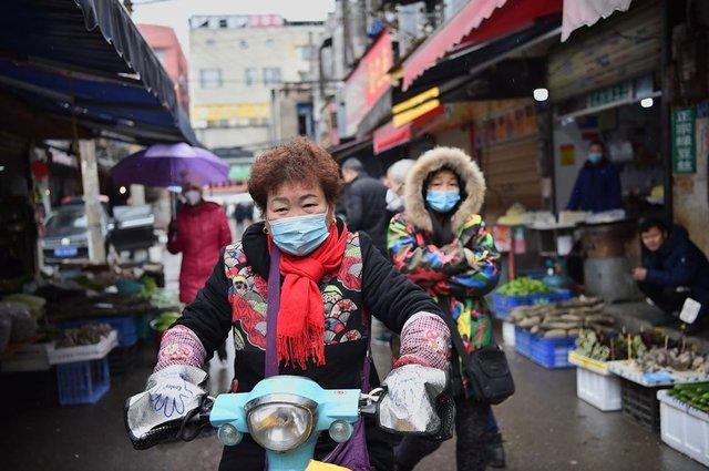 Як зараз виглядає місто Ухань, в якому вирує коронавірус: фото з Instagram - фото 381834