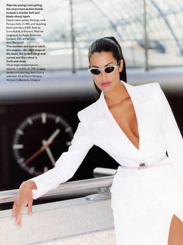 Моделі 90-х: як змінилася східна принцеса Ясмін Гаурі (18+) - фото 381968