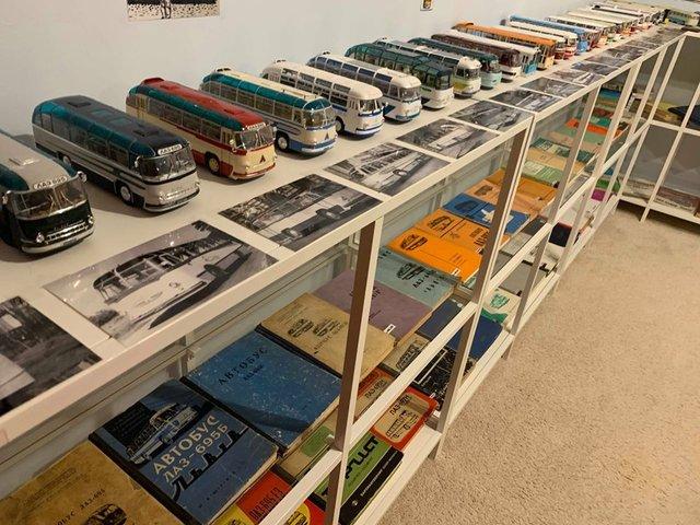 Автобуси ЛАЗ в США: в мережі показали вражаючу колекцію - фото 382076