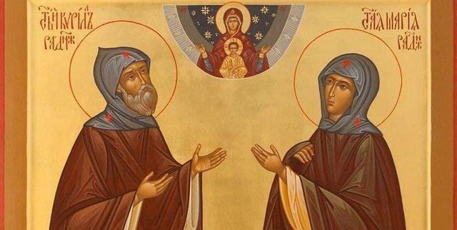 Преподобні Кирило і Марія  - фото 383110