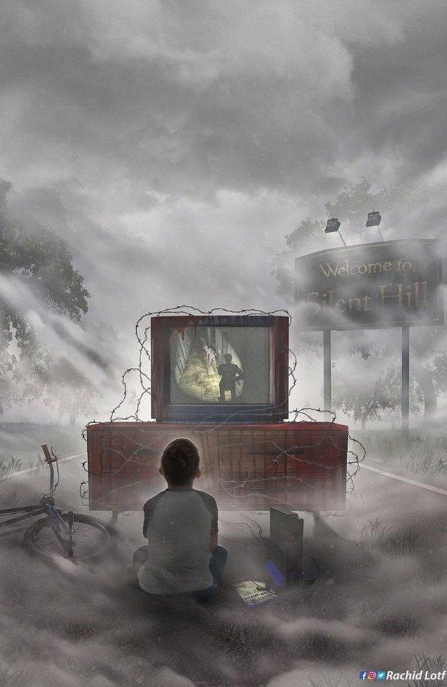 Silent Hill - фото 383113