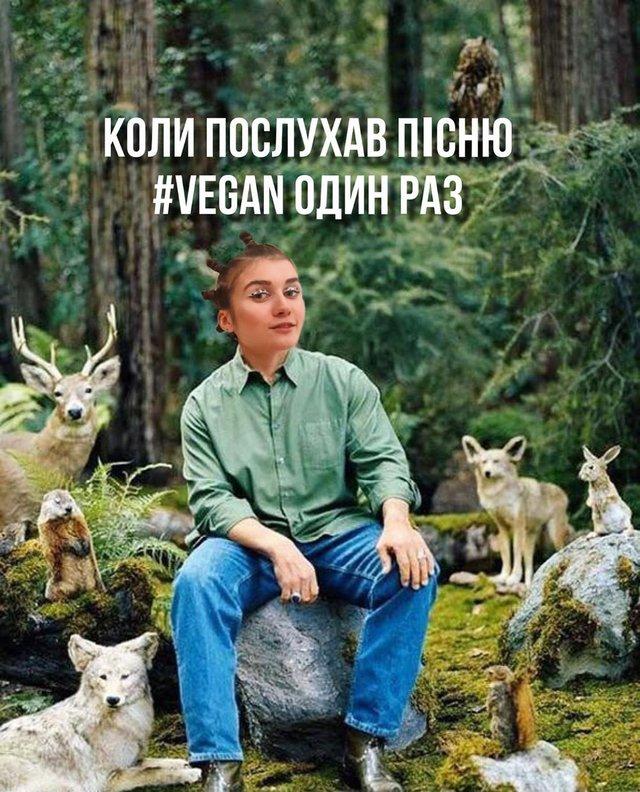 Jerry Heil – Vegan: слухайте новий хіт на Нацвідбір Євробачення 2020 - фото 383345