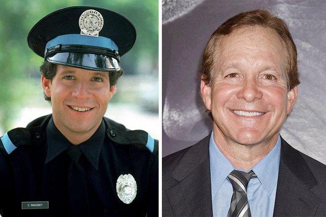 Як змінилися улюблені актори Поліцейської академії - фото 384099