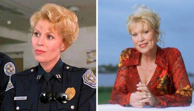 Як змінилися улюблені актори Поліцейської академії - фото 384105