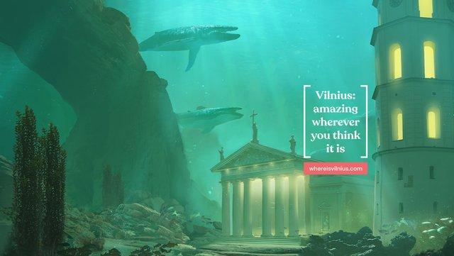 Знайди Вільнюс: литовське агенство дає можливість безкоштовно відвідати столицю Литви - фото 384269