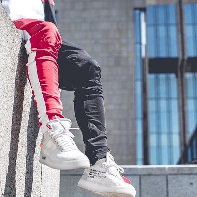 Чоловічі джоггери: усе про спортивні штани для модників, які в тренді цього року - фото 384451