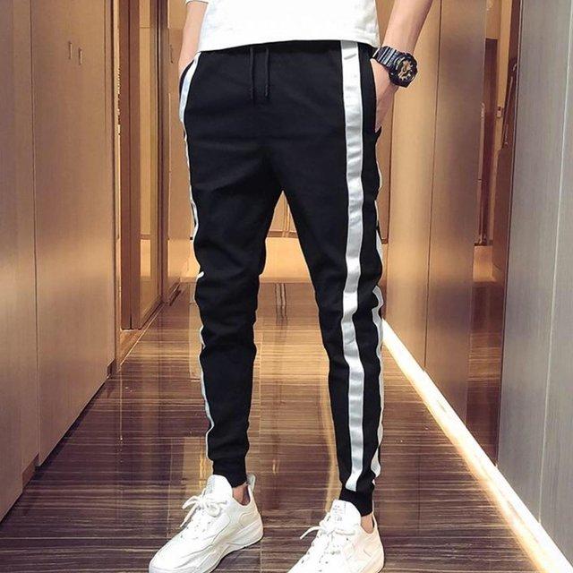 Чоловічі джоггери: усе про спортивні штани для модників, які в тренді цього року - фото 384452
