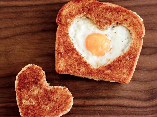 Романтичний сніданок на День святого Валентина 2020 - фото 384821