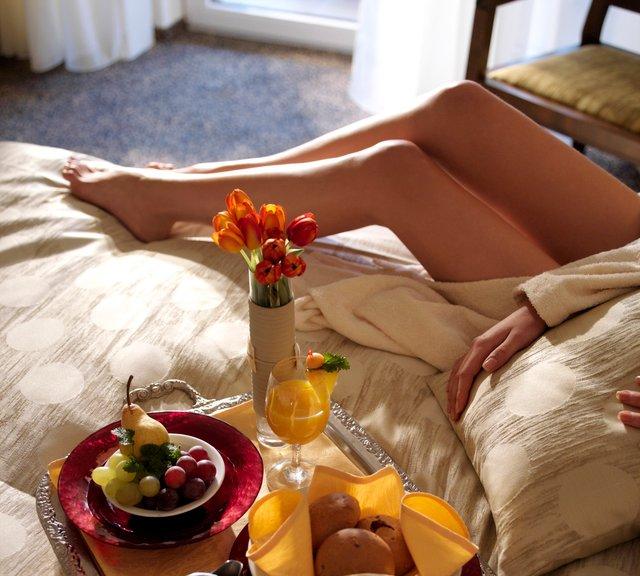 Сніданок для коханої  - фото 385208