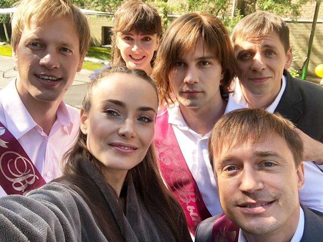 Актори серіалу - фото 385324