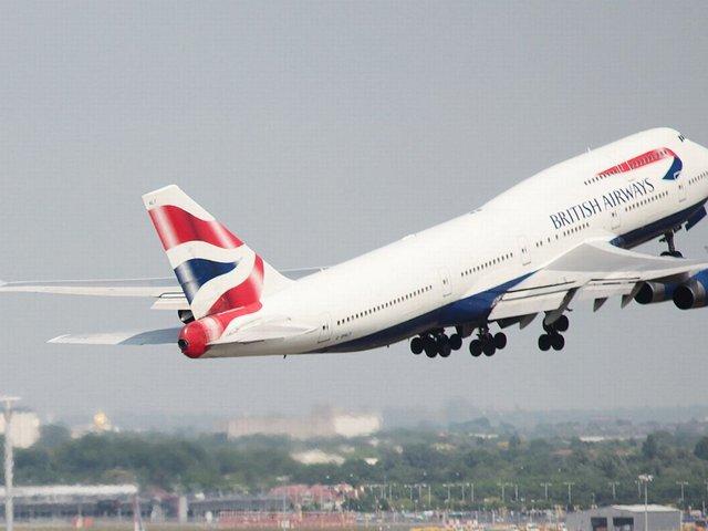 Boeing встановив новий рекорд швидкості - фото 385430