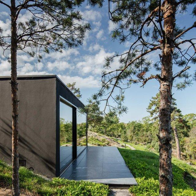 У Швеції біля моря побудували таємну сучасну сауну: фото - фото 385581