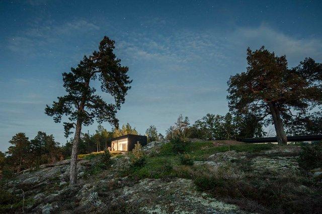 У Швеції біля моря побудували таємну сучасну сауну: фото - фото 385587