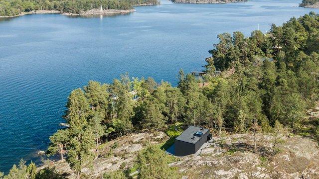 У Швеції біля моря побудували таємну сучасну сауну: фото - фото 385591