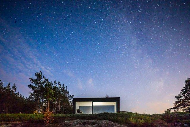 У Швеції біля моря побудували таємну сучасну сауну: фото - фото 385593