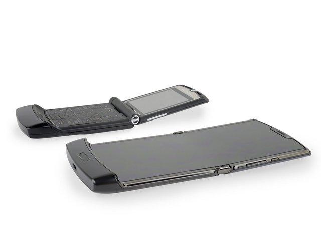 В iFixit розібрали новий Motorola RAZR (2019): чи просто ремонтувати смартфон - фото 385893