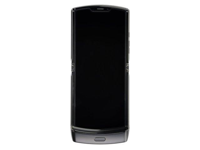 В iFixit розібрали новий Motorola RAZR (2019): чи просто ремонтувати смартфон - фото 385900