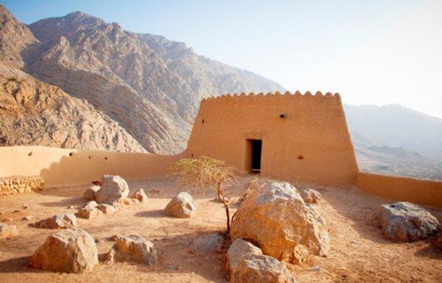 В Еміратах для туристів відкриють унікальний стародавній форт: фото - фото 385953