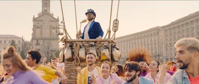 DZIDZIO – Я люблю тебе, Київ: дивіться яскравий кліп на нову запальну пісню - фото 385959