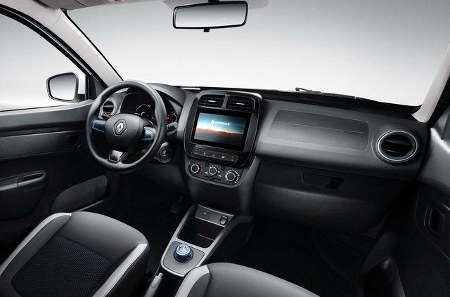 Renault випустить бюджетний електромобіль - фото 386025