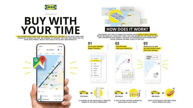 Майбутнє настало: в IKEA дозволили розраховуватись часом - фото 386347