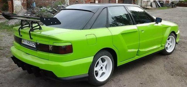 Українець створив автомобіль з Need for Speed Underground: фотофакт - фото 386375
