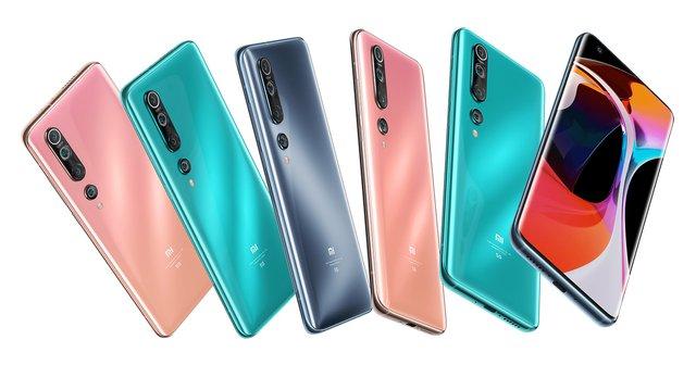 Xiaomi Mi10 представили 13 лютого - фото 386420