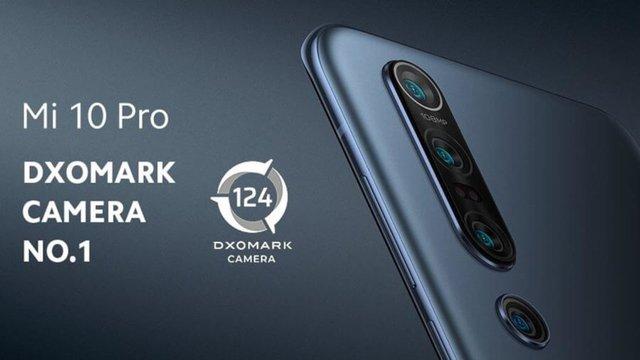 Xiaomi Mi10 отримав високу оцінку від DxOMark - фото 386423
