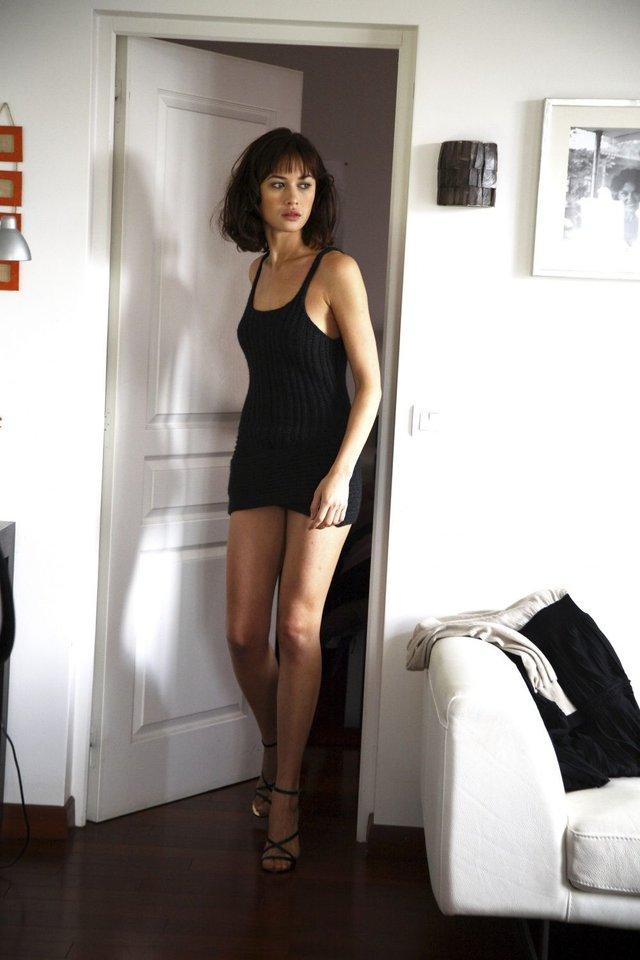 Моделі 90-х: як змінилася українська дівчина Бонда Ольга Куриленко - фото 386591