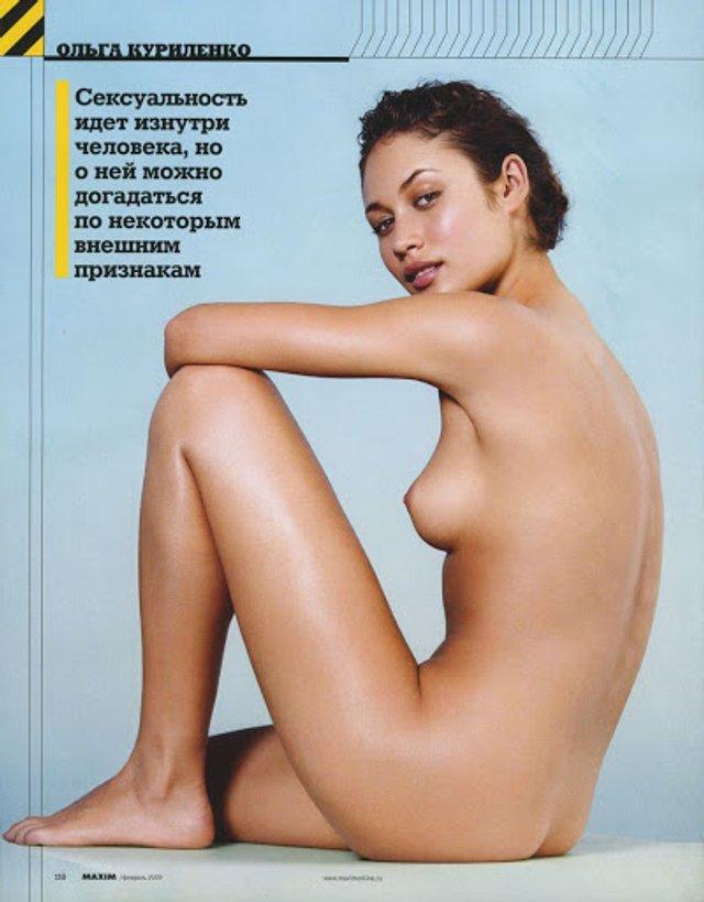 Моделі 90-х: як змінилася українська дівчина Бонда Ольга Куриленко - фото 386595