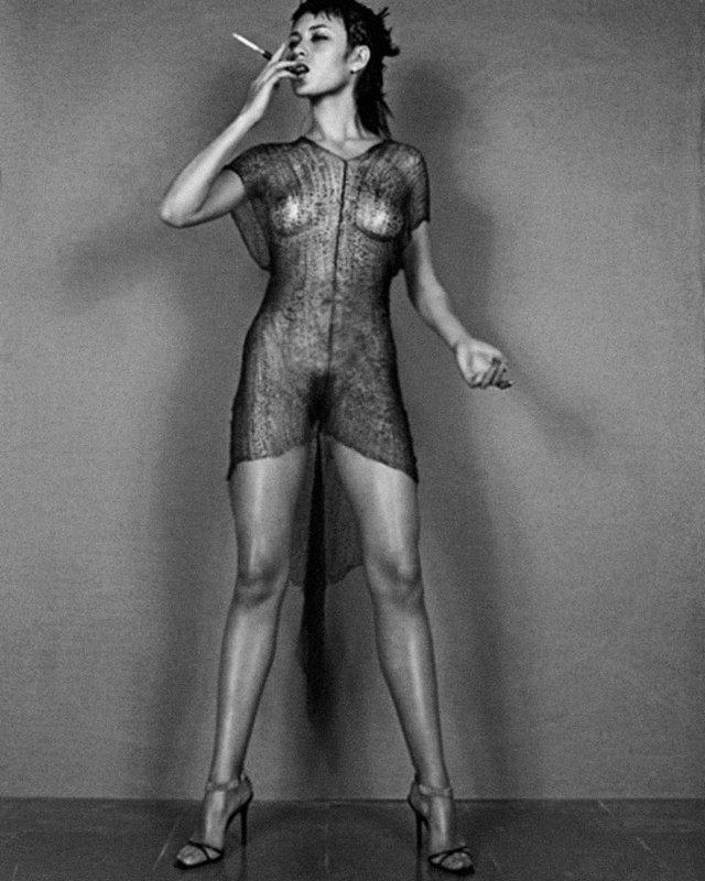 Моделі 90-х: як змінилася українська дівчина Бонда Ольга Куриленко - фото 386598