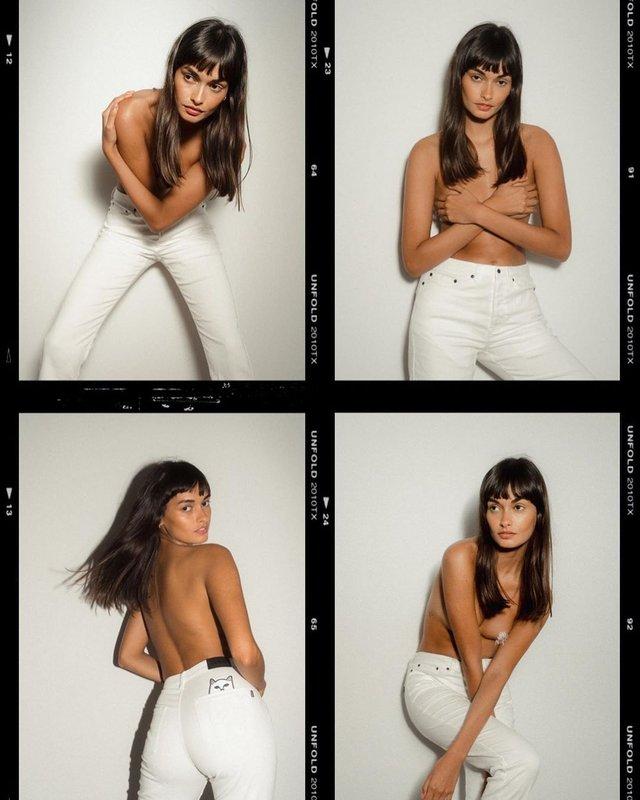 Сексуальний ангел: модель Victoria's Secret показала звабливі форми (відео) - фото 386611