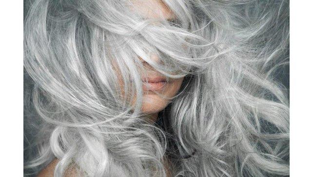 Як позбутися сивини без фарби для волосся - фото 386908