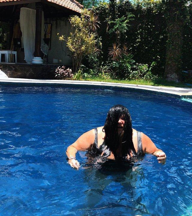 alyona alyona повеселила мережу епічними фото з відпочинку на Балі - фото 387042
