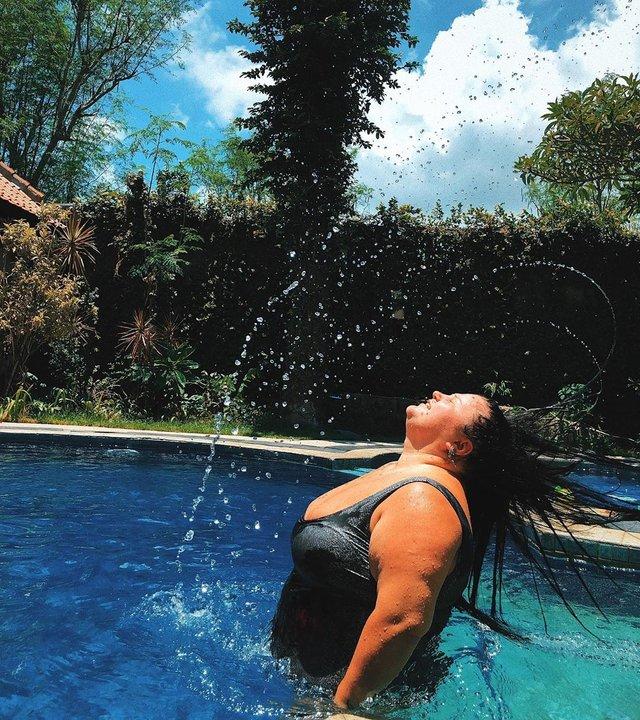 alyona alyona повеселила мережу епічними фото з відпочинку на Балі - фото 387046