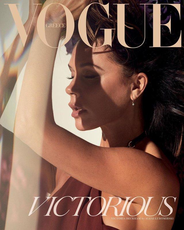 Вікторія Бекхем показала свою сексуальність у новому Vogue: фото - фото 387051