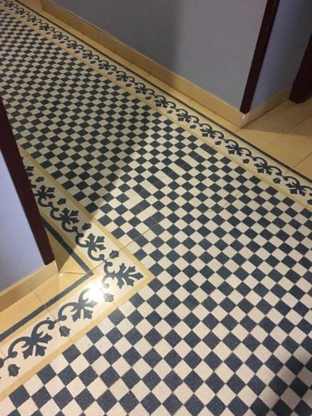Пекло перфекціоністів: епічні фото підлоги, де щось пішло не так - фото 387093