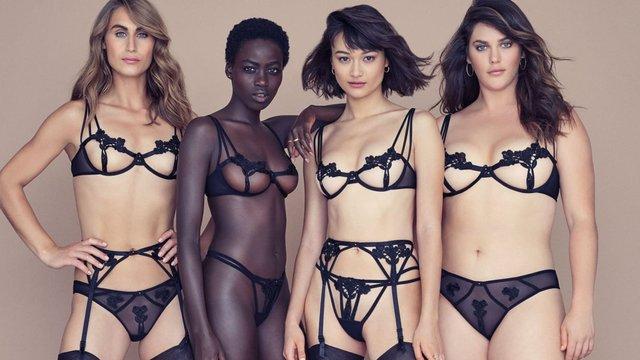 Названо ціну легендарного бренду білизни Victoria's Secret - фото 387278