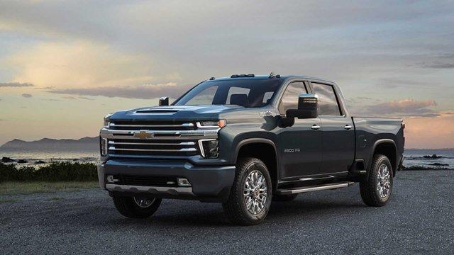 Chevrolet Silverado HD  - фото 387455