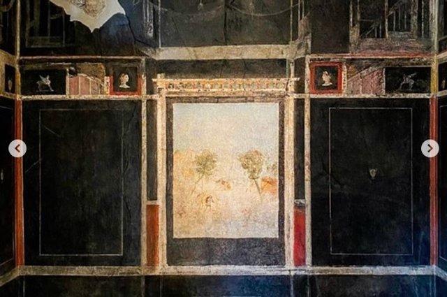 У Помпеях відкрили для туристів три унікальні будинки - фото 387555